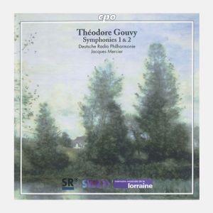 Louis Théodore Gouvy - Symphonies 1 & 2