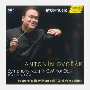 Antonín Dvořák - Sinfonie Nr. 1 op. 3 + Rhapsodie op. 14