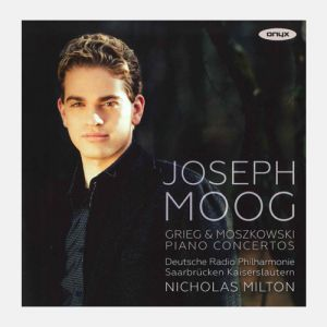 Joseph Moog -  Grieg & Moszkowski Piano Concertos