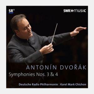 Antonín Dvořák - Sinfonie Nr. 3 op. 10, Nr. 4 op. 13