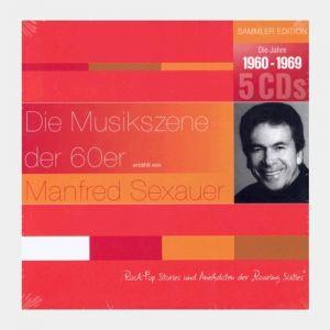 Die Musikszene der 60er erzählt von Manfred Sexauer
